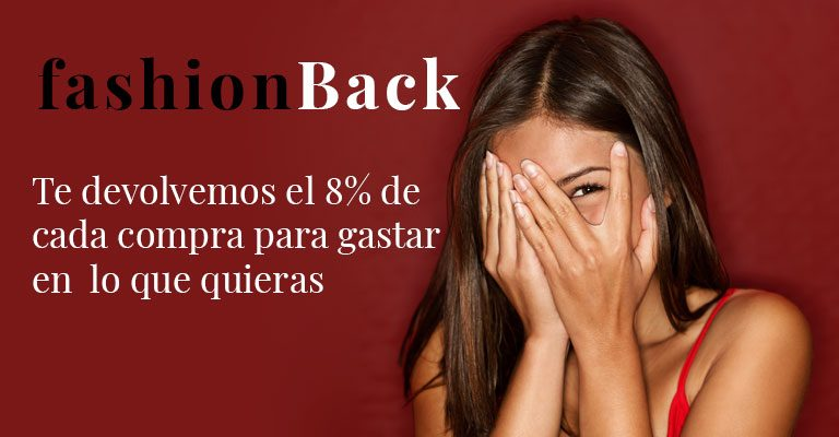 Cash back en fashionalia
