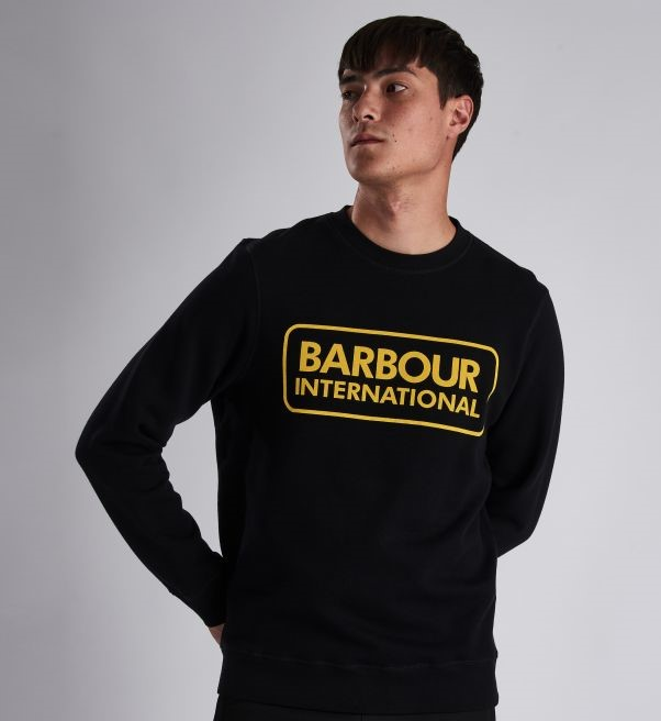 sudadera chico barbour